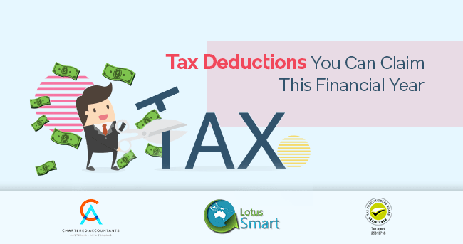 Tax Deductions You Can Claim This Financial Year